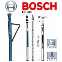Рейка нивелирная Bosch GR500 б/у, 5м в чехле